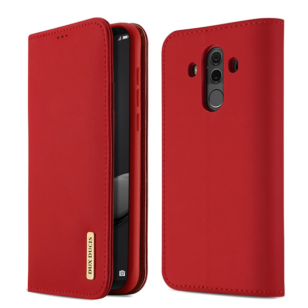 Wish Series Leather Case for Huawei Mate 10 Pro