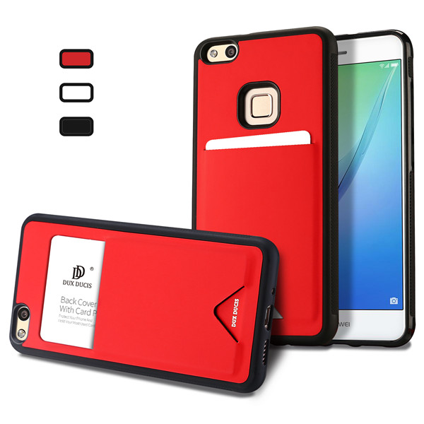 Pocard Series Back Cover for Huawei P10 Lite