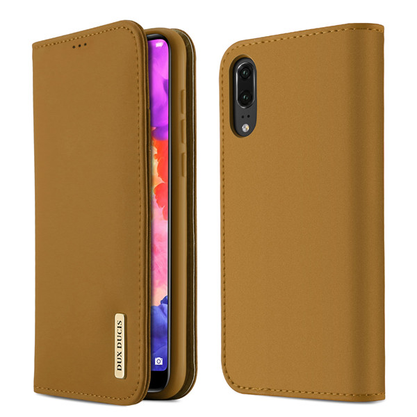 Wish Series Leather Case for Huawei P20