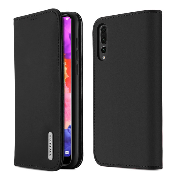 Wish Series Leather Case for Huawei P20 Pro