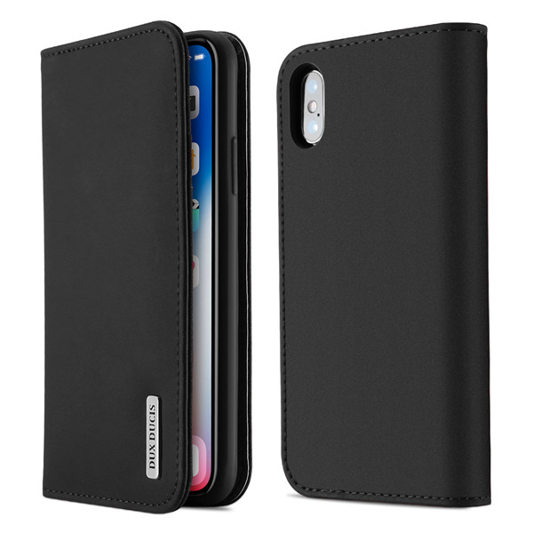 Wish Series Leather Case for iPhone X / iPhone XS (Auto Sleep Wake)