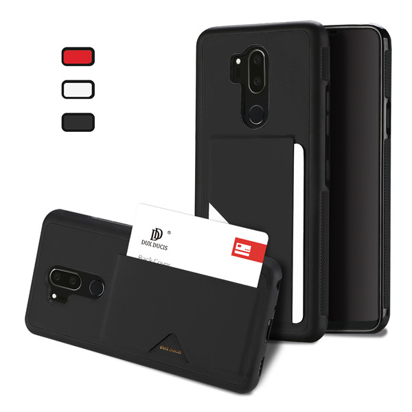 Pocard Series Back Cover for LG G7