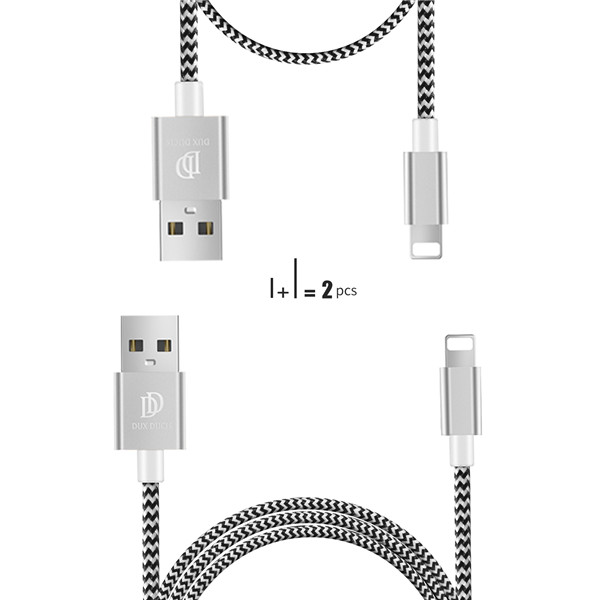KII Series Lightning Cable (20cm & 100cm Together)