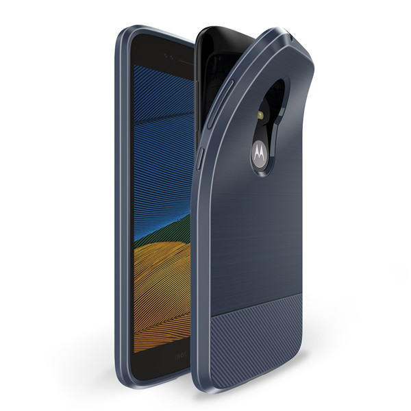 Mojo Series Back Case for Moto E5 Play