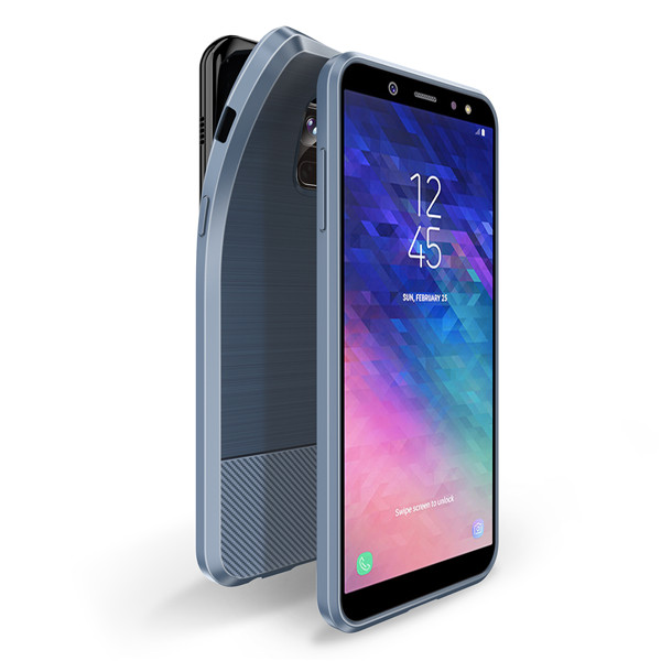 Mojo Series Back Case for Samsung A6