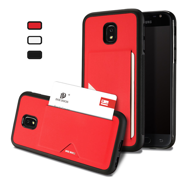 Pocard Series Back Cover for Samsung J3 2017 (Europe Edition)