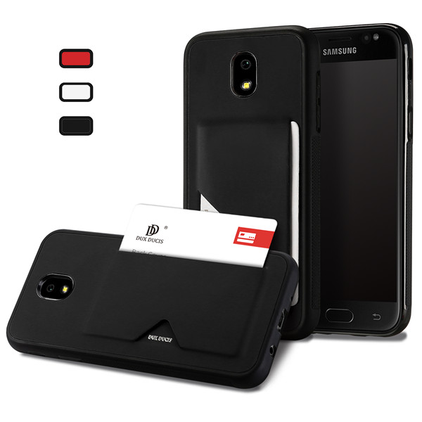 Pocard Series Back Cover for Samsung J7 2017 (Europe Edition)