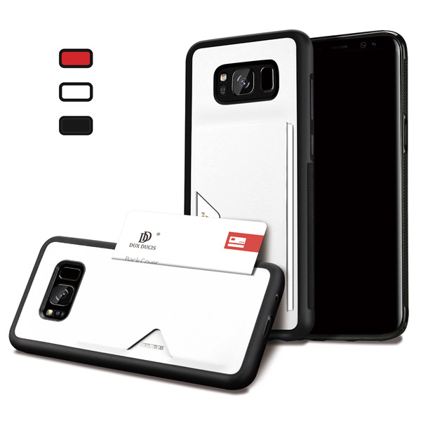 Pocard Series Back Cover for Samsung S8