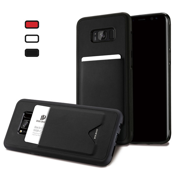 Pocard Series Back Cover for Samsung S8 Plus