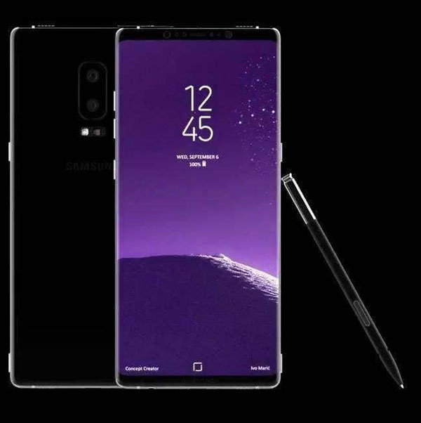 Samsung Note 9 And Good Lock 2018