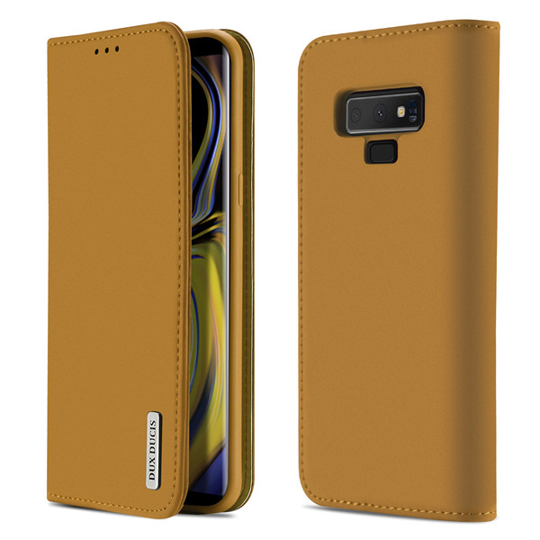 Wish Series Leather Case for Samsung Note 9