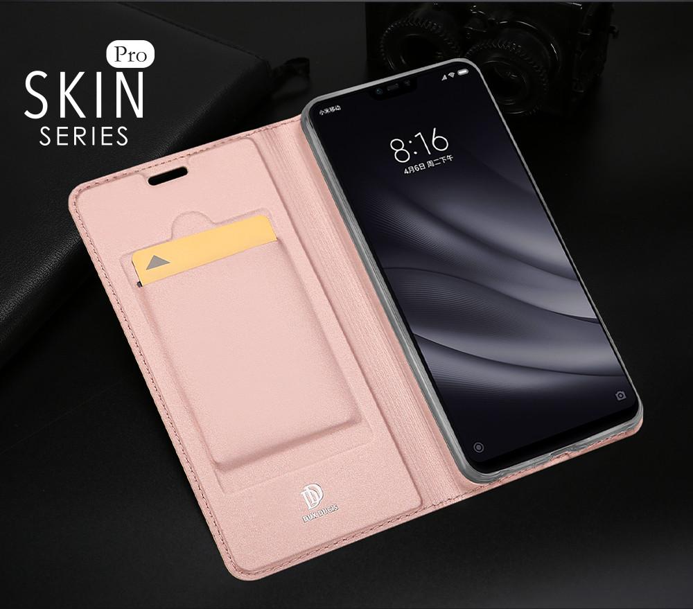 Skin Pro Series Case For Xiaomi Mi 8 Lite Phone Case Usb