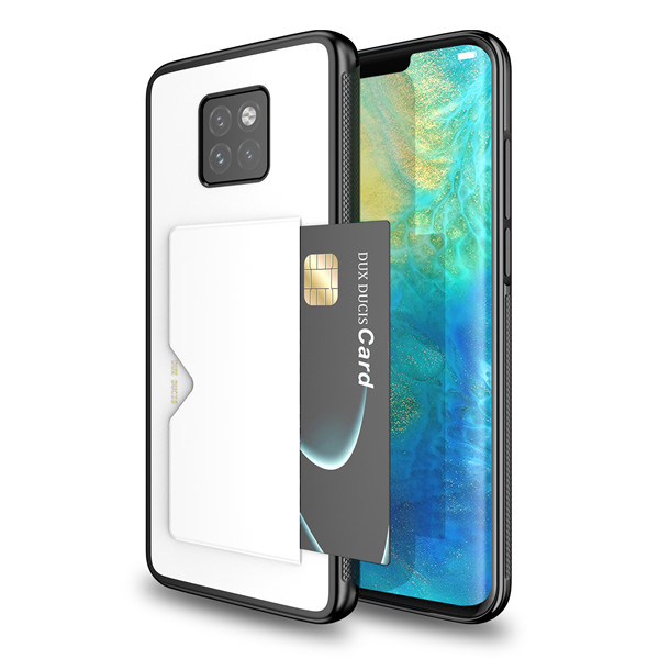 Pocard Series Back Cover for Huawei Mate 20 Pro