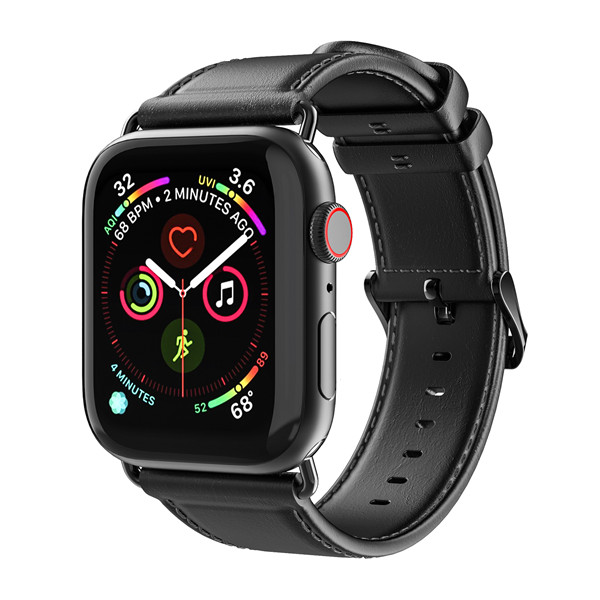 Genuine Leather Band For Apple Watch (Business Version)