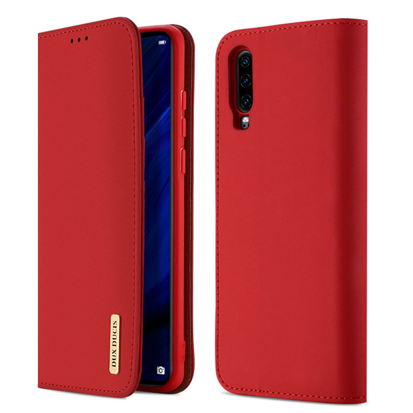 Wish Series Leather Case for Huawei P30