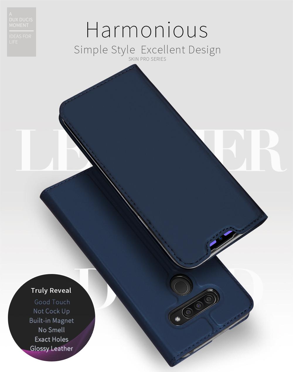 Skin Pro Series Case For Lg Q60 Lg K50 Phone Case Usb