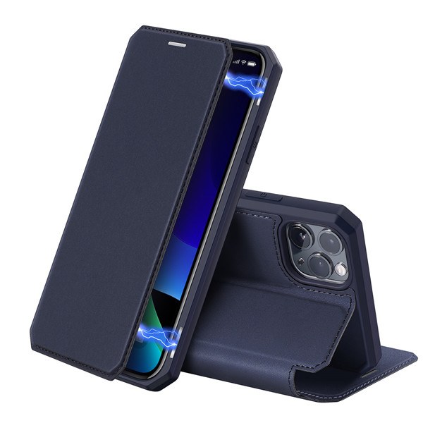 Skin X Series Magnetic Flip Case for iPhone 11 Pro Max